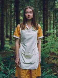 Alyssa (Jessica Barden) dans The End of the F***ing World