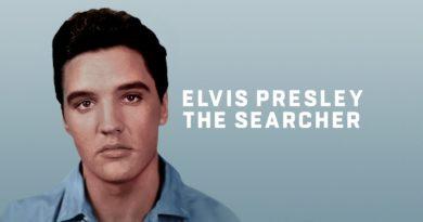 Elvis Presley The Searcher